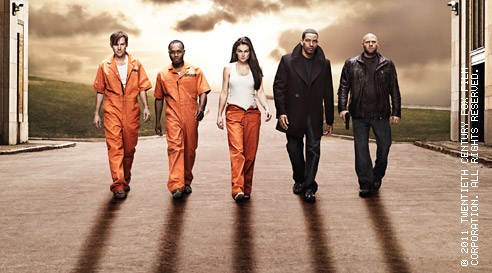 Breakout Kings © 2011 Twentieth Century Fox Film Corporation. All rights reserved.