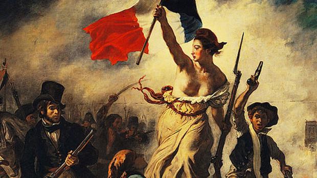 La liberté guidant le peuple est l'un des tableaux les plus célèbres d'Eugène Delacroix.