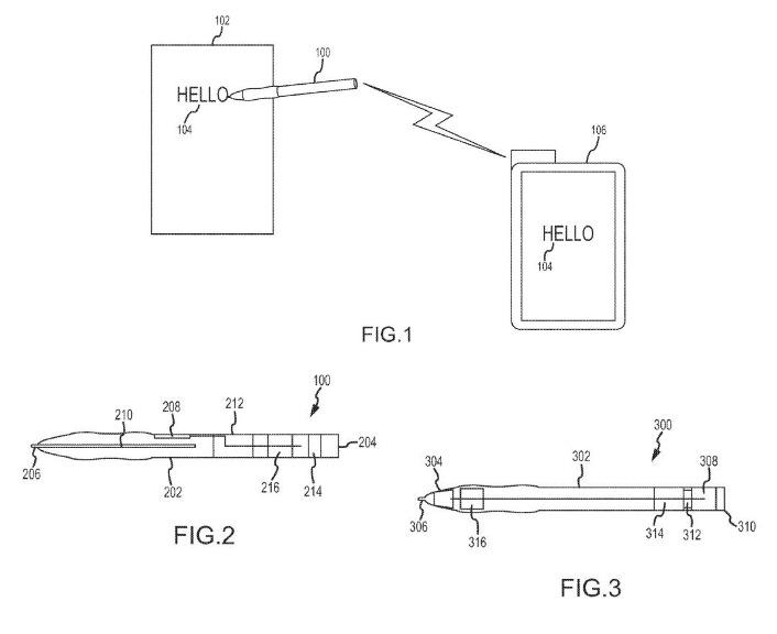 Le brevet déposé par Apple pour un