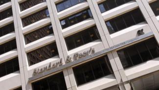 Siège de l'agence de notation Standard & Poor's (S&P) à New York