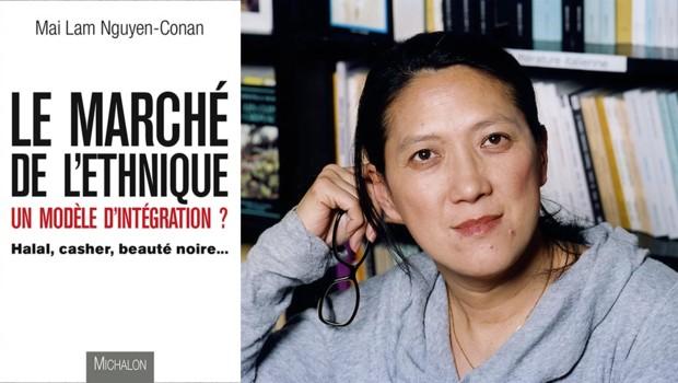 Mai Lam Nguyen-Conan, auteur et spécialiste du marketing ethnique