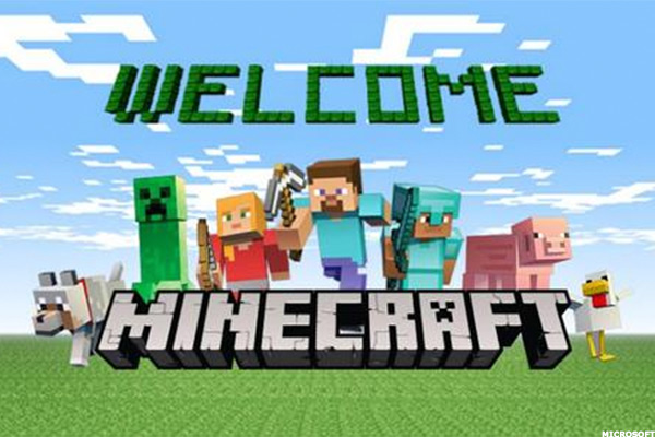 Minecraft Deal Shows Desire For Intellectual Property Is