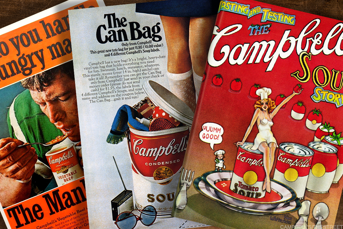 A History of Campbell's: More Than Just a Warm Bowl of Soup - TheStreet