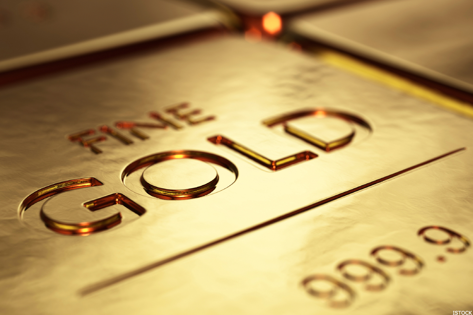 is gold on its