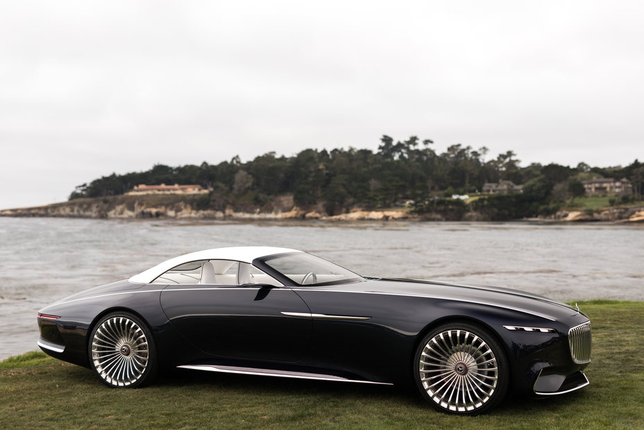 5 Game Changing Mercedes Benz Cars Besides Its New 20 Foot Luxury Land Yacht TheStreet