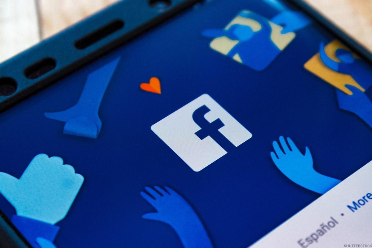 facebook stock has been