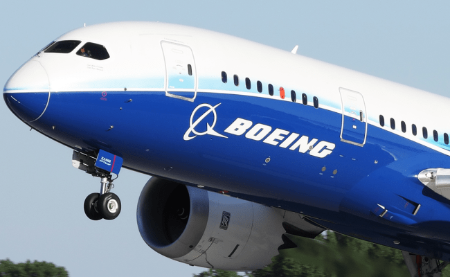 Go Long Boeing S Stock And Get Handsomely Paid Thestreet