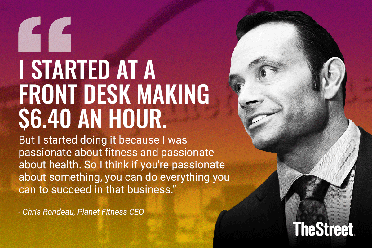 Are You Fit For Leadership Planet Fitness Ceo Gives His Best Advice Thestreet