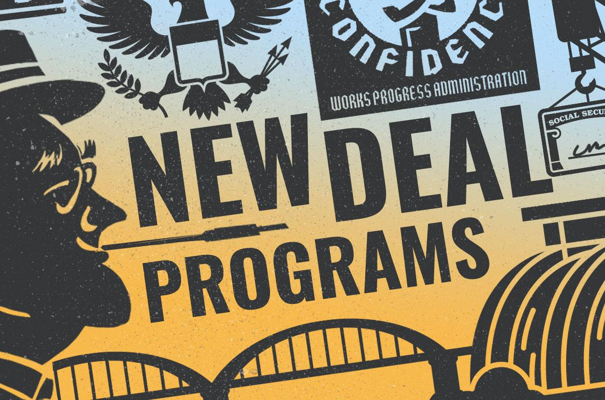 What Were The New Deal Programs And What Did They Do