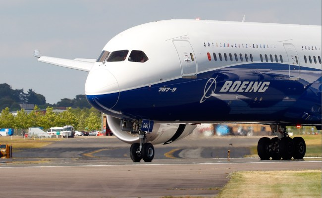 Boeing Ba Stock Up Credit Suisse 777 Production Cuts