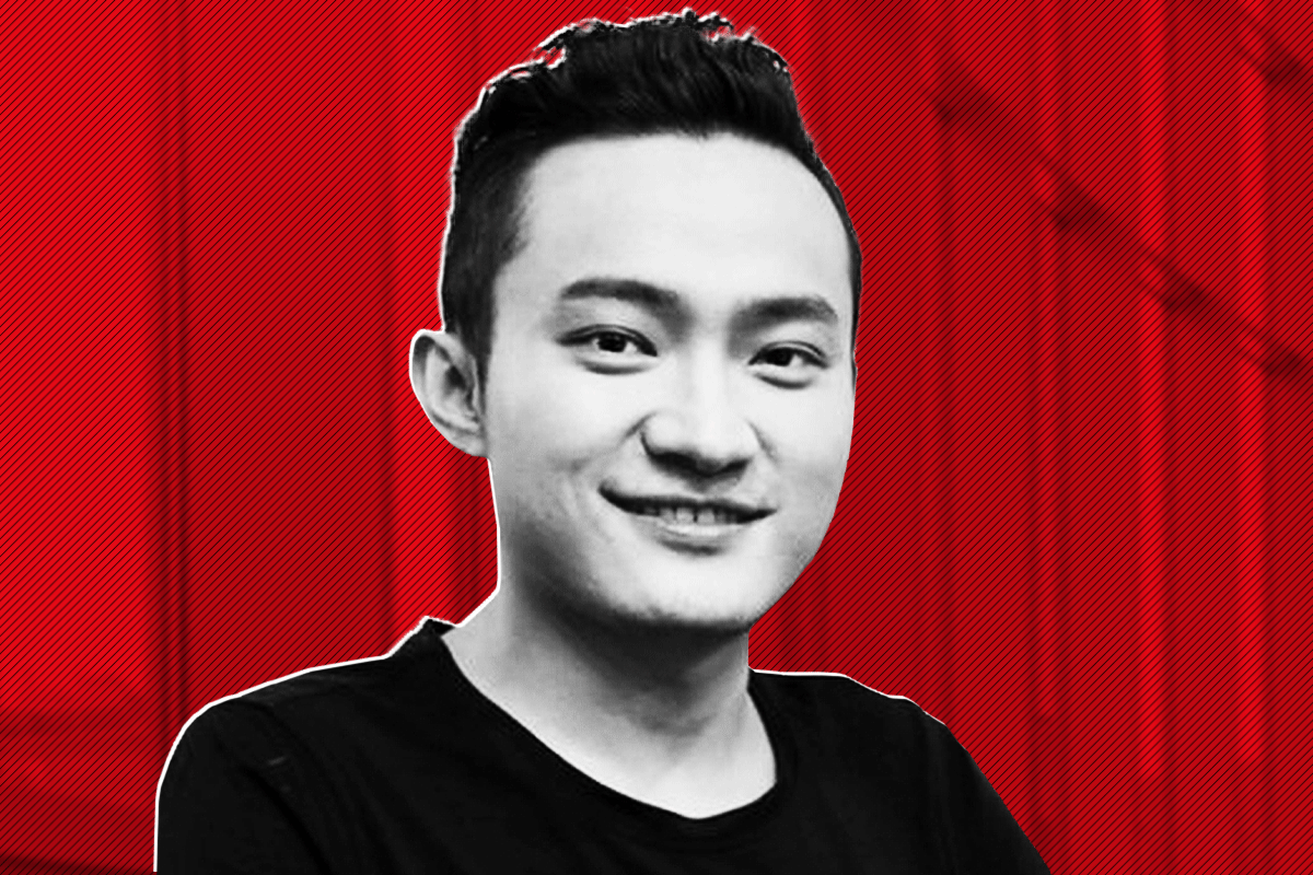 TRON founder and CEO Justin Sun