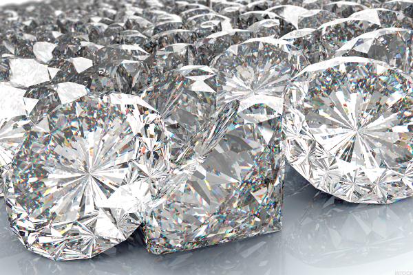 dominion diamond stock soaring
