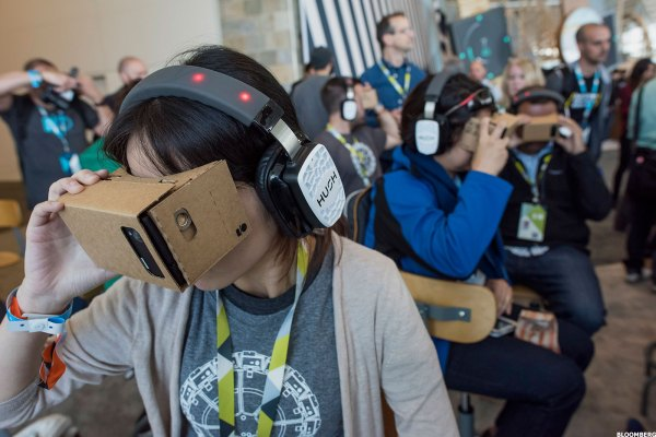 Virtual Reality Change Education - Thestreet