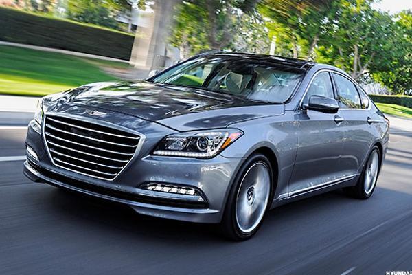 Hyundai Enters Luxury Car Market With New Genesis Brand
