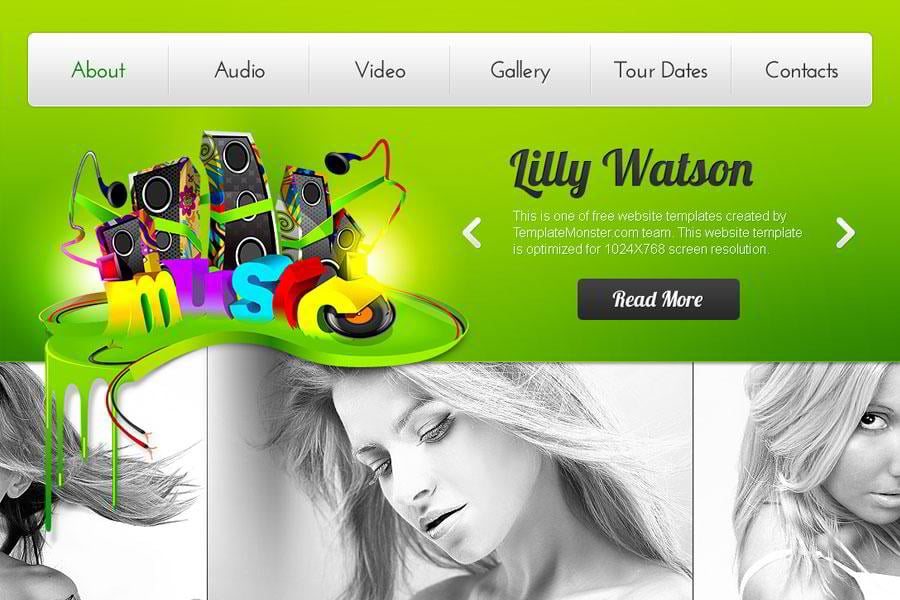 250+ Free Responsive HTML5 CSS3 Website Templates
