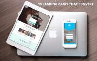 10 of the Best Landing Pages That Convert 100%