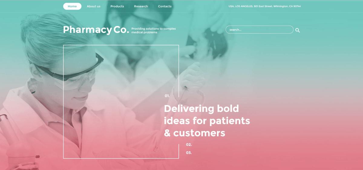 Phrmacy Co