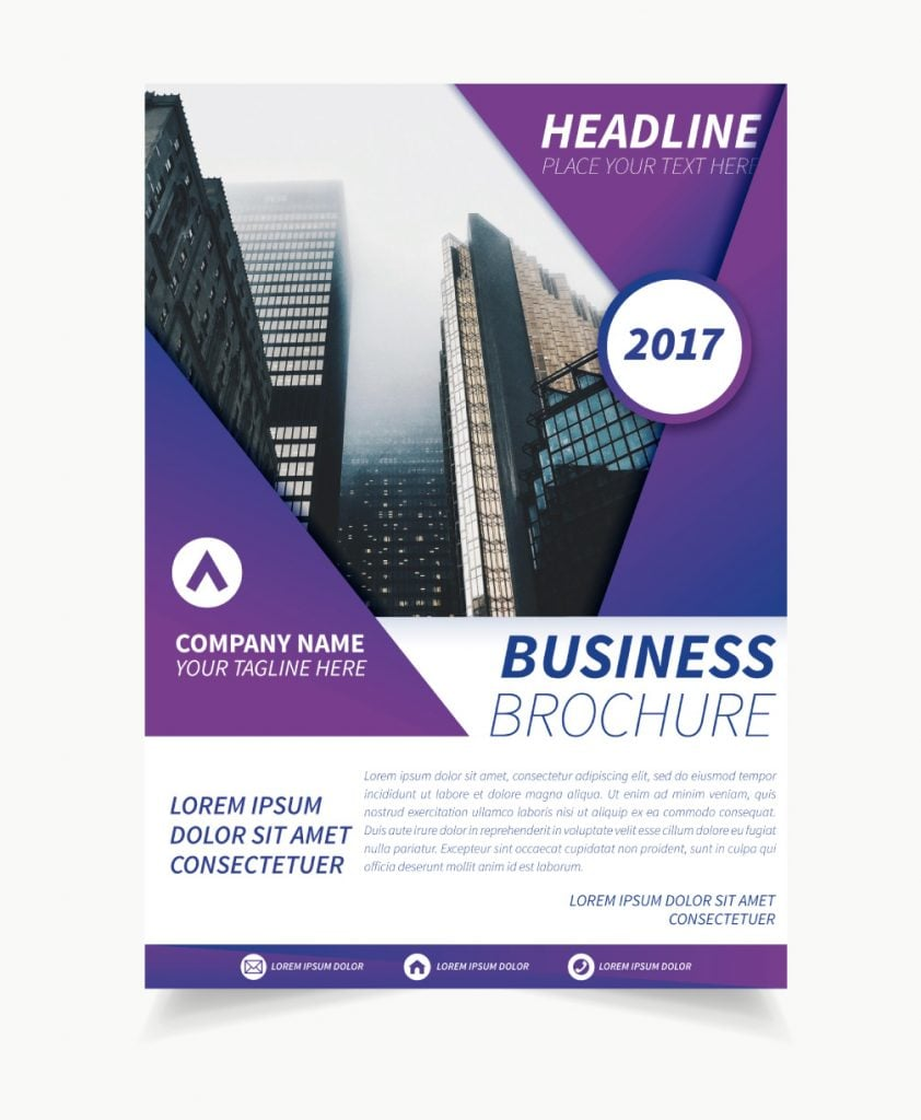 Free Business Broshure Templates by Freepik and Flaticon