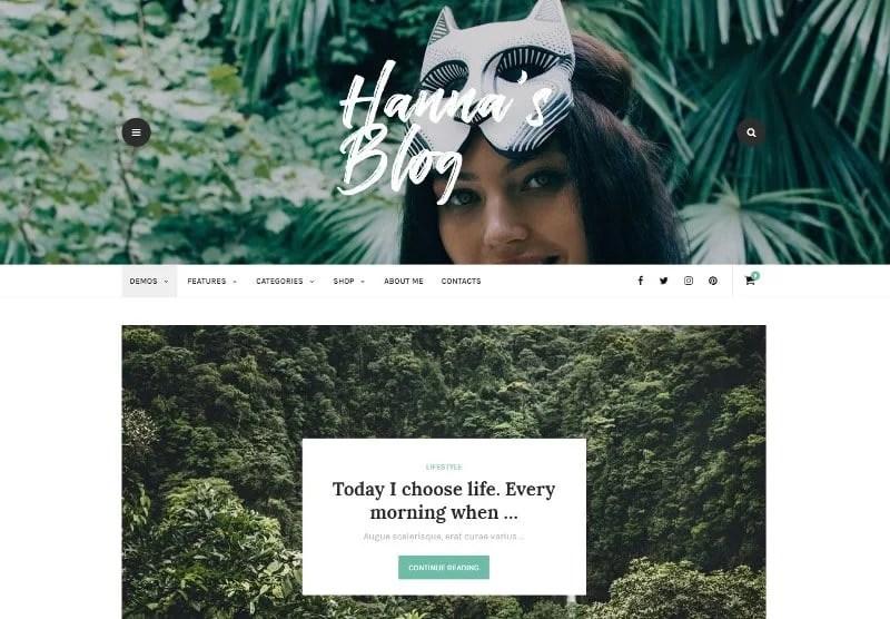 personal-blog-hanna