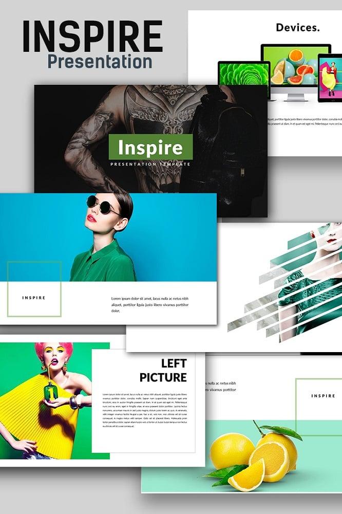 Inspire Presentation Keynote Template