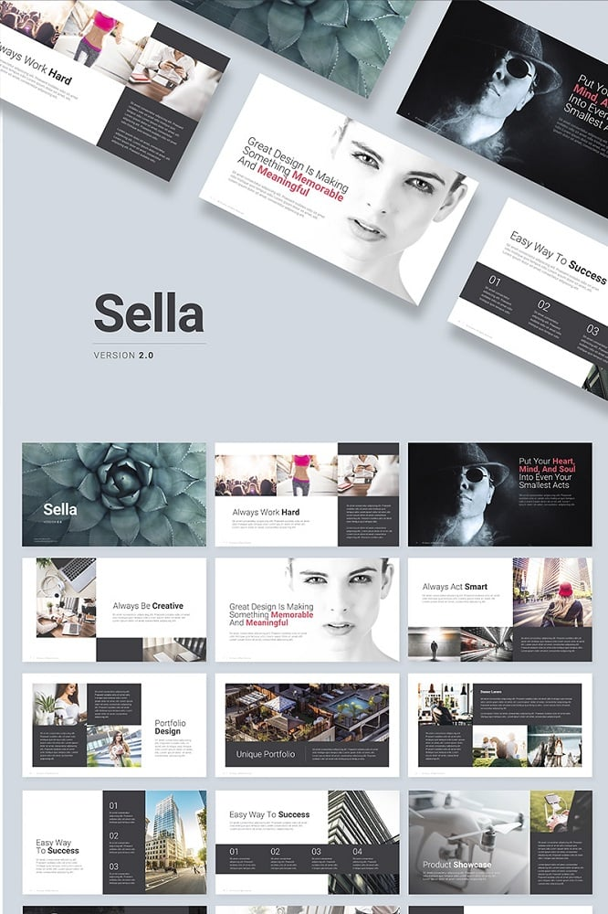Sella 2.0 Keynote Template
