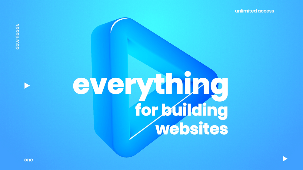 everything for building websites