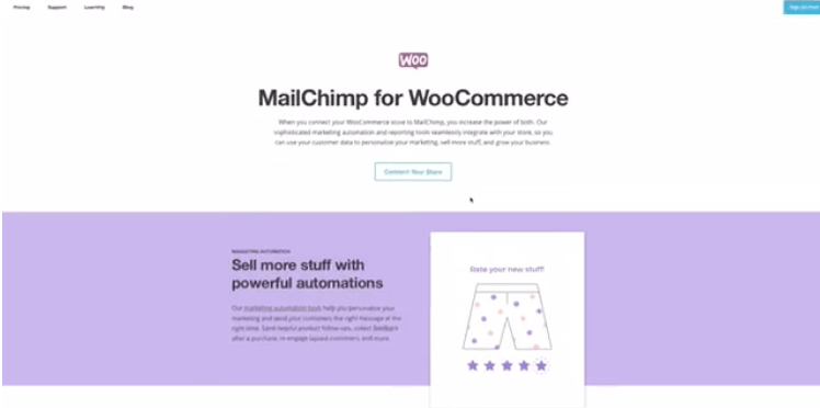 MailChimp for WooCommerce