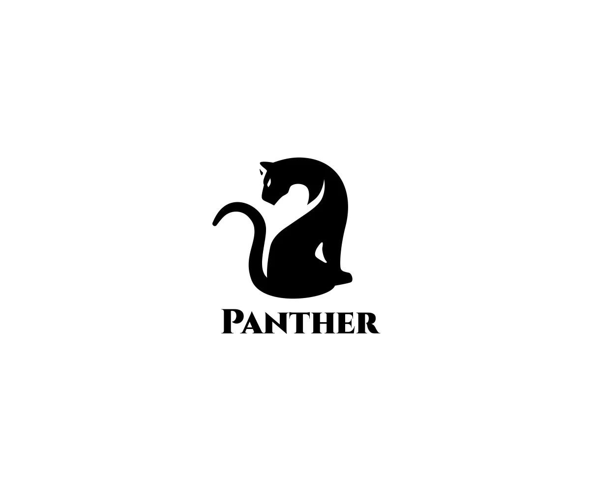 Panther Logo Template #75120