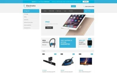 Buy ecommerce shopping store website template on bugtreat. Free Bootstrap Themes Templatemonster
