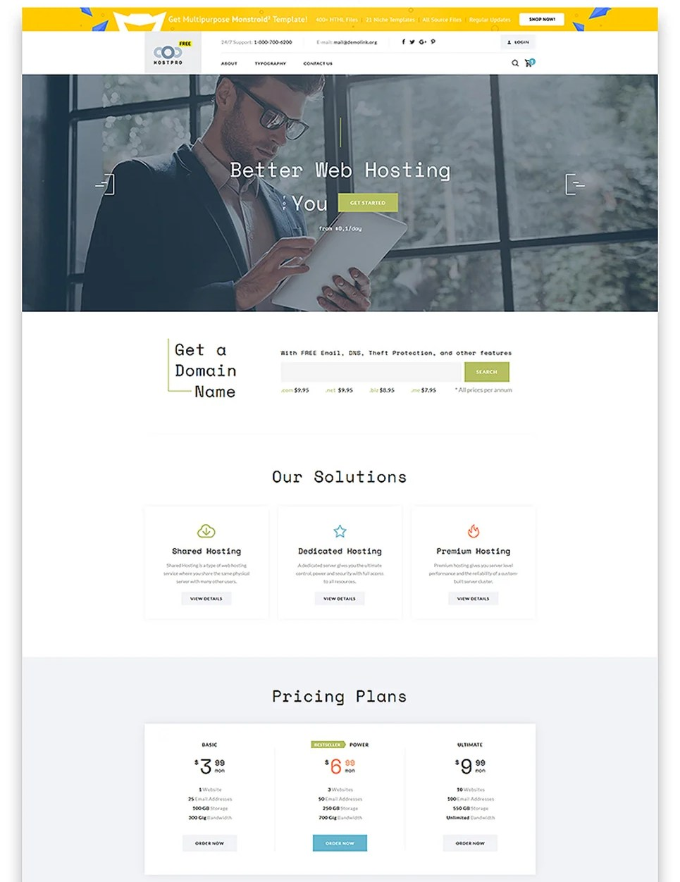 Free html dating templates