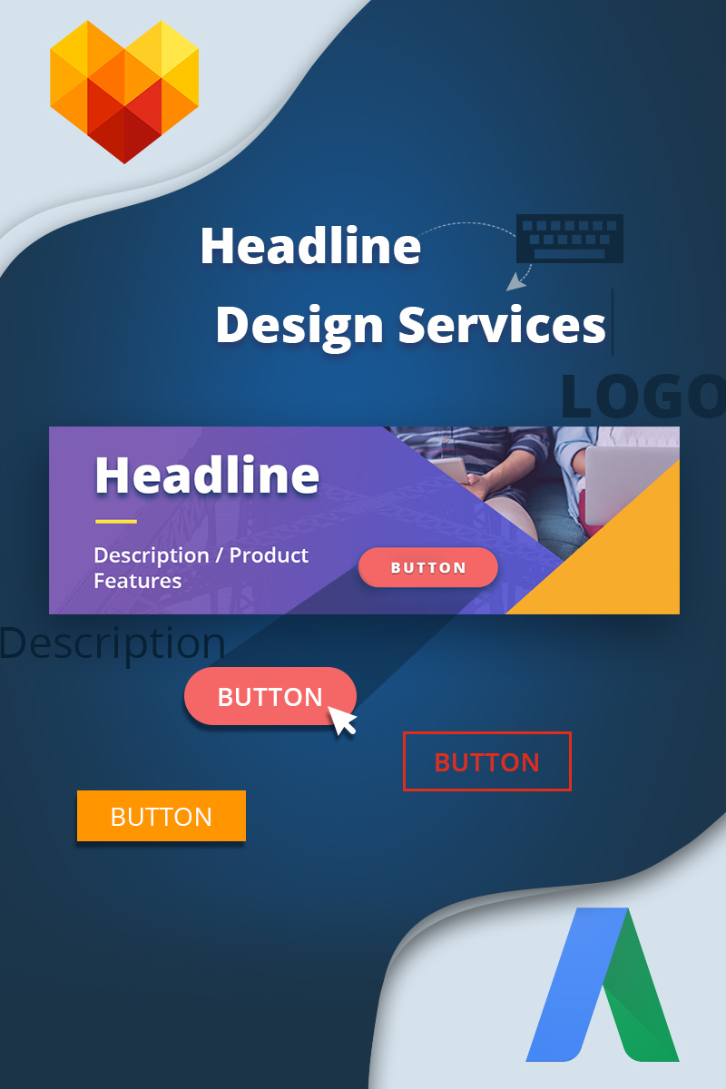 30 psd web banners