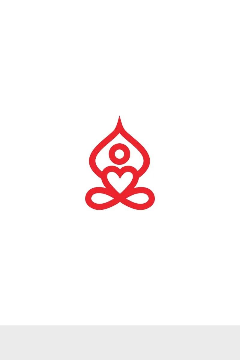 Yoga Logo Template #67892