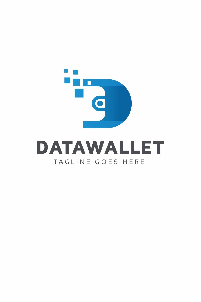 Data Wallet Logo Template #69056