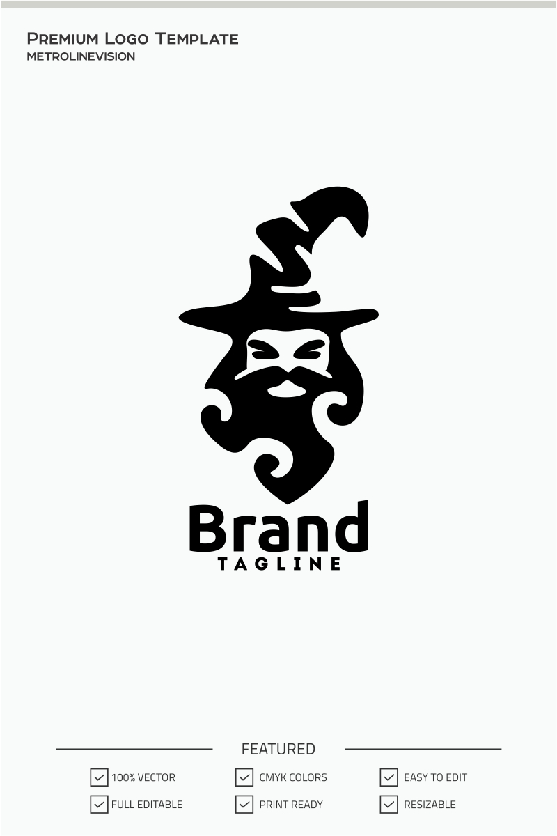 Wizard Logo Template #70994