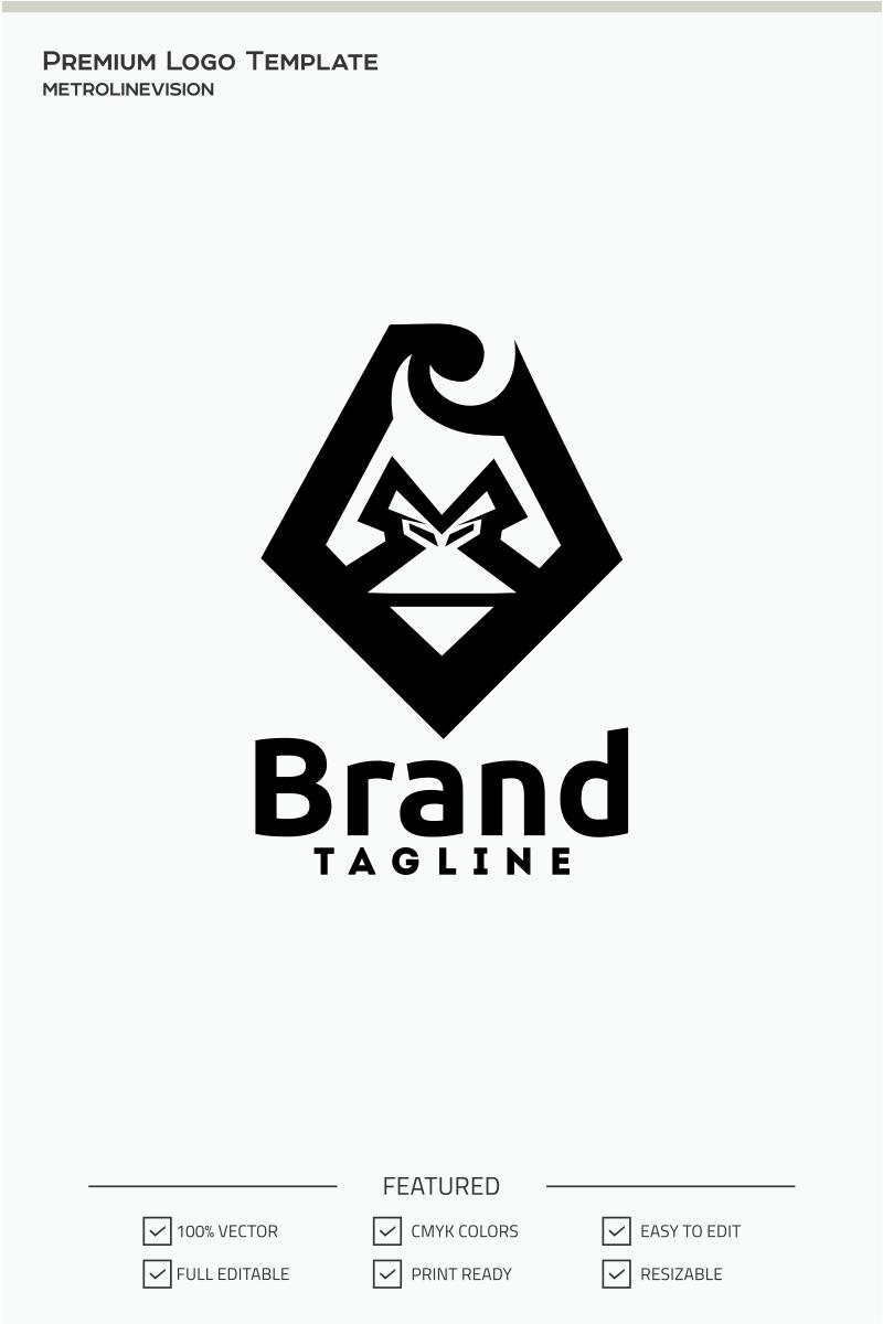Gorilla Logo Template #71093