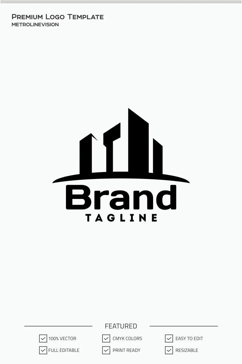 Real Estate Logo Template #71088