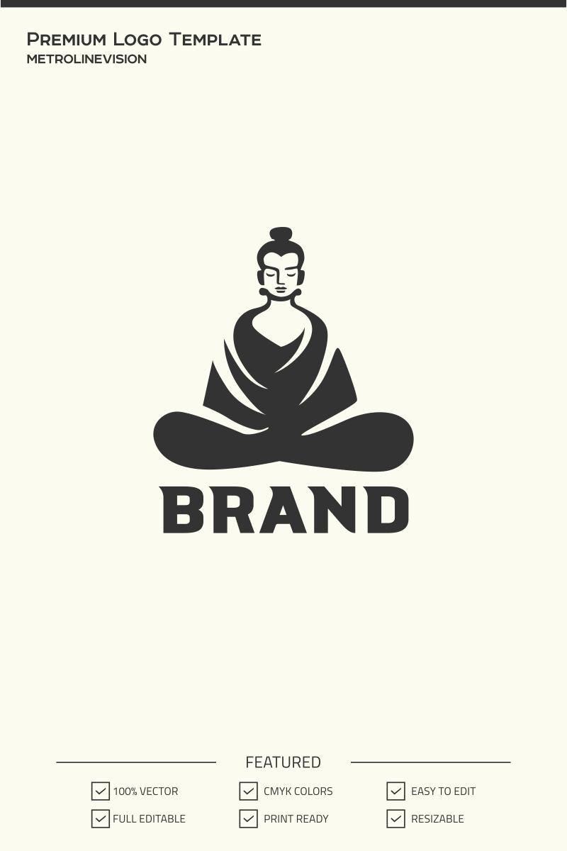Buddha Logo Template #73953
