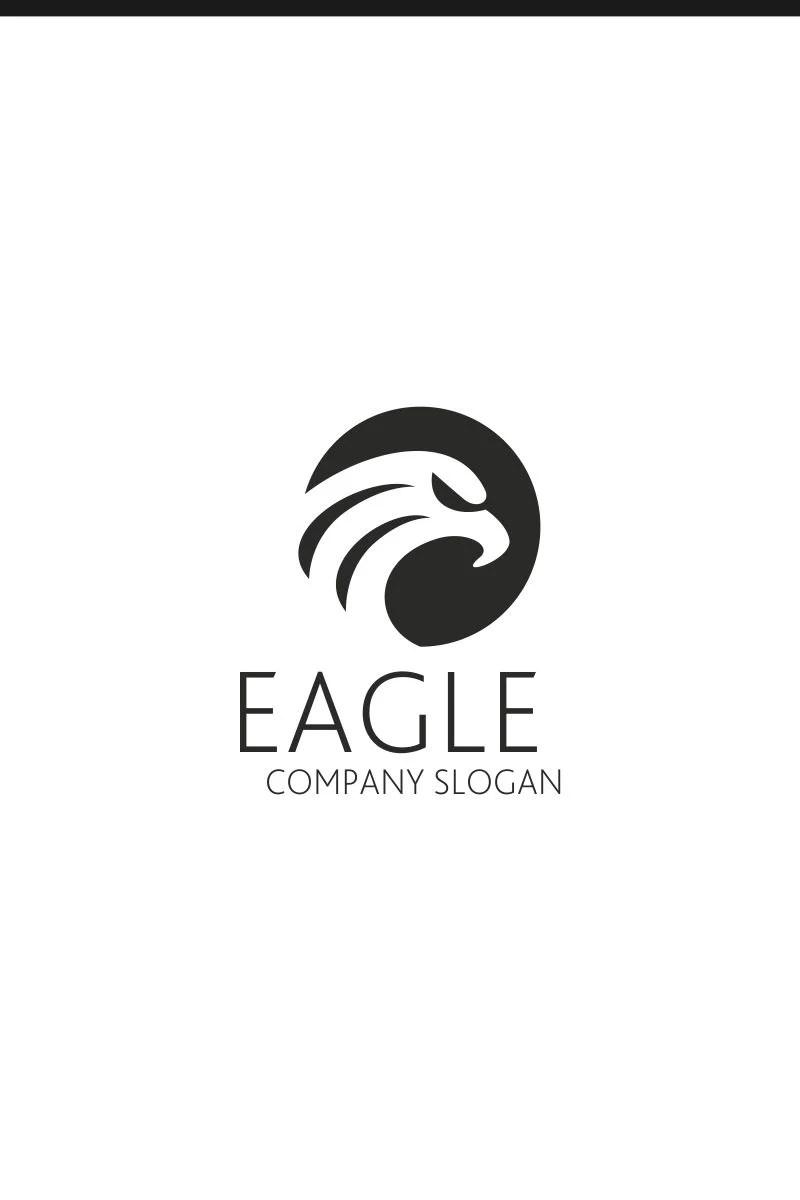 Eagle Logo Template #75361