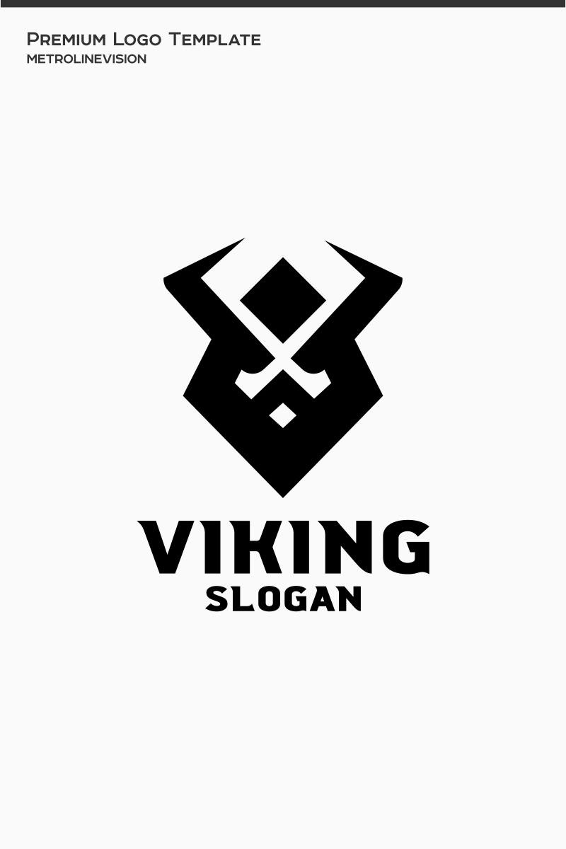 Viking Logo Template #77597