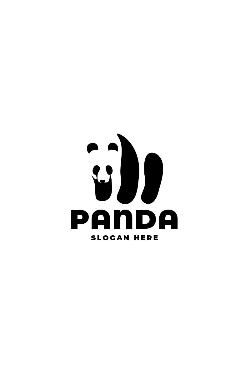Panda Logo Template #93276