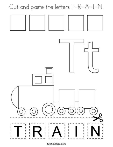 train coloring # 63