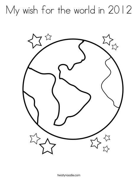 Mercury Planet Coloring Pages