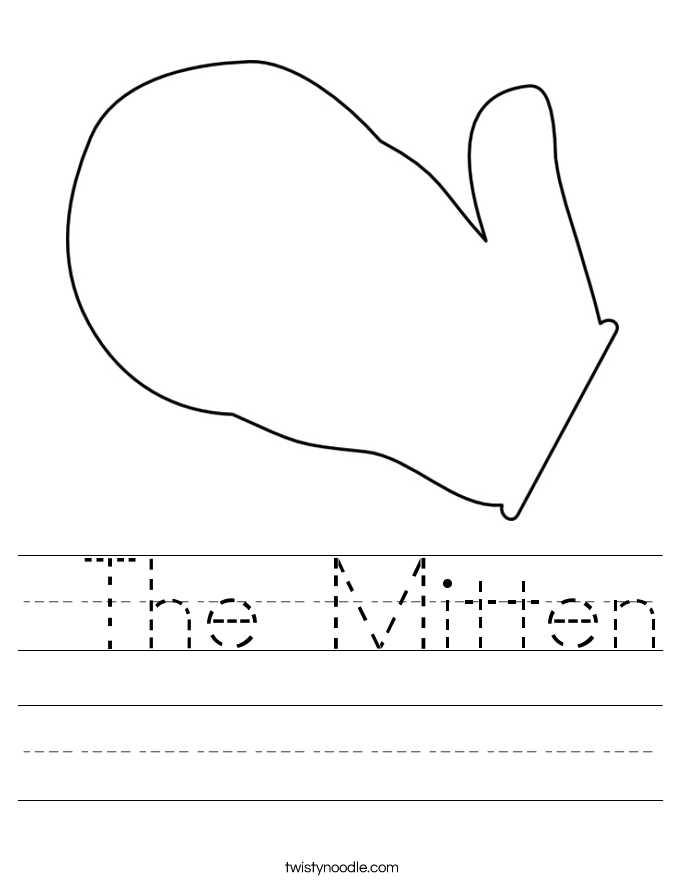 The Mitten By Jan Brett Picture myideasbedroom
