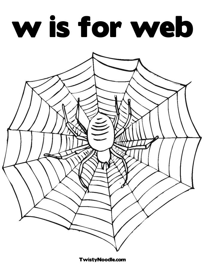 Charlottes Web Coloring Pages Coloring Pages