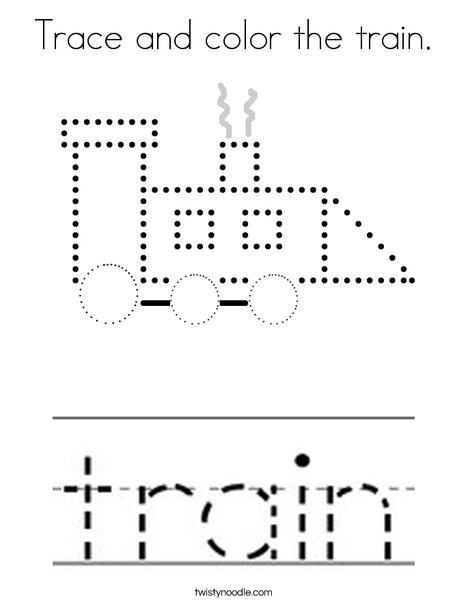 train coloring # 56
