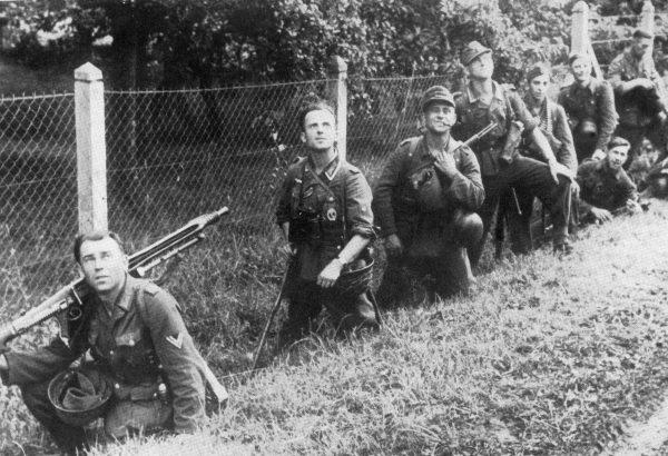 Nie tylko niemieccy żołnierze mieli powody, by obawiać się spotkania z Armią Czerwoną.