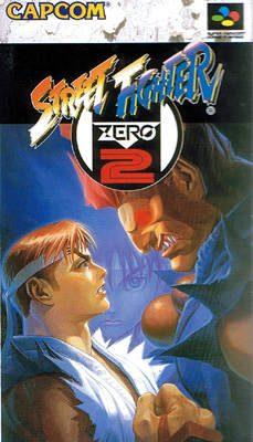 Street Fighter Alpha 2 (1996) SNES game