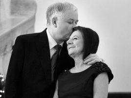 Lech i Maria Kaczyńscy zginęli w katastrofie samolotu