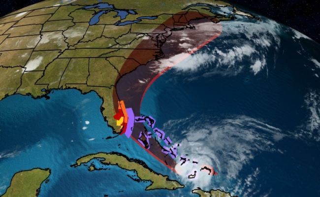 Isaias Prompts Hurricane Watch For Parts Of Florida Ahead