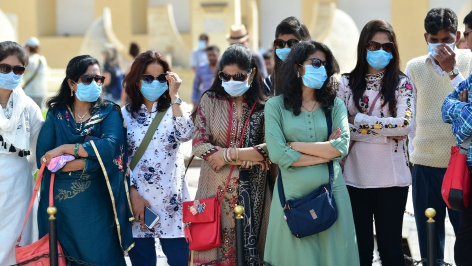 Coronavirus Updates: Confirmed Cases Close to One Lakh Globally ...
